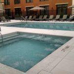 MGM Casino pool