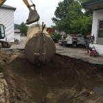 Mower's News Service - White River Junction Excavation