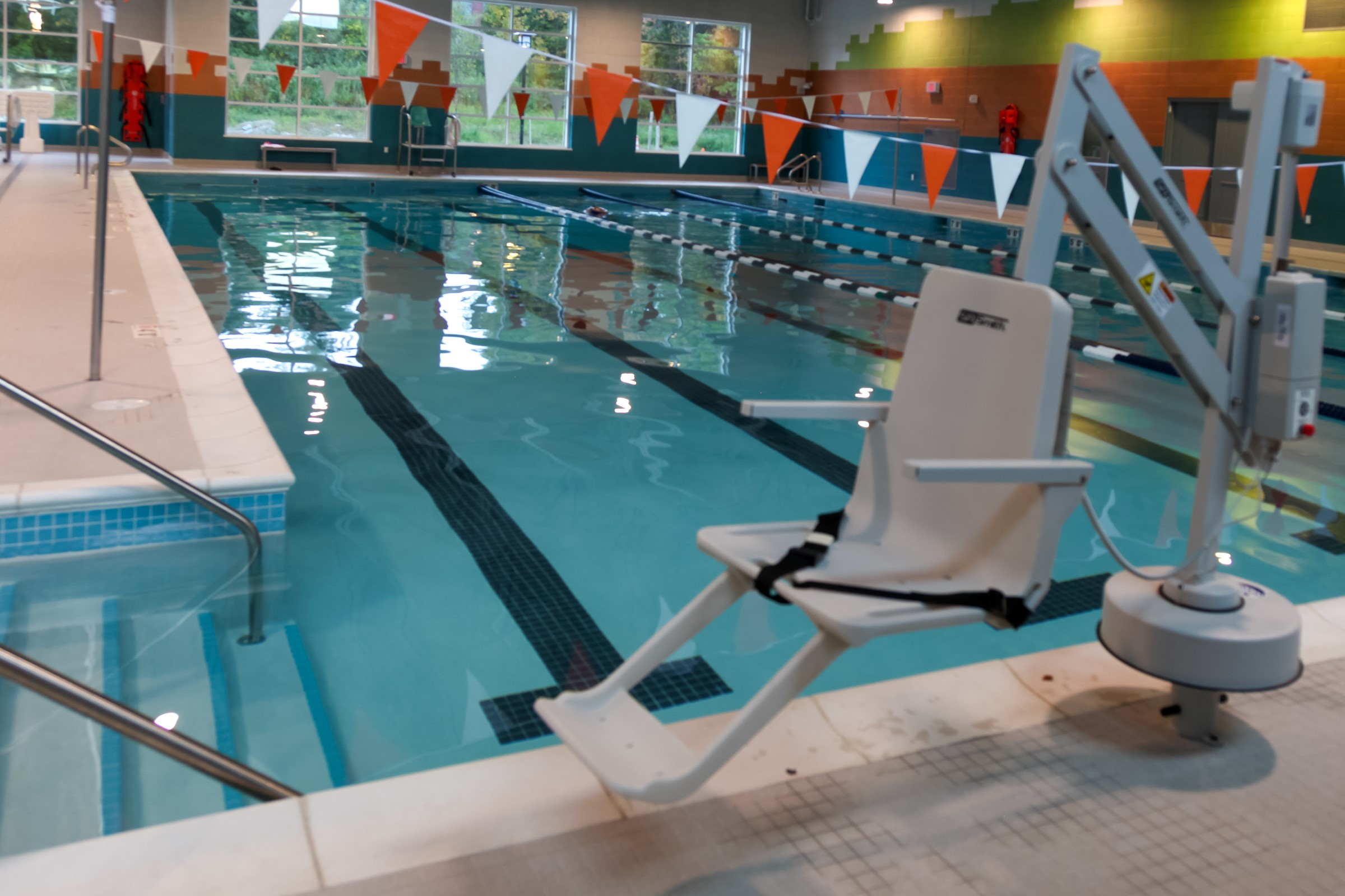 Newtown Community Center Pools