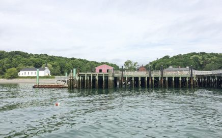 Peddocks Island