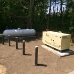 backup generator installation