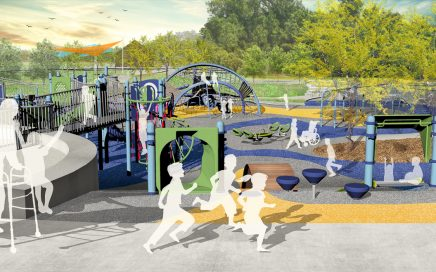 Liberty Mutual Inclusive Playground