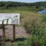 Charles River Wetland Restoration Signage