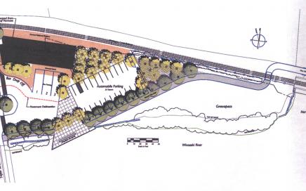 Taylor Street Transit Center Plan